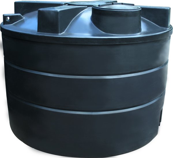 plastic moulded water tank